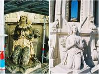 Очистка памятников от атмосферных и инных загрязнений